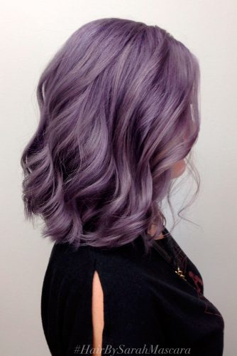 Fantastic Color Ideas with Pastel Lavender Hair picture 3