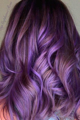 Purple Hair You'll Want to Wear picture 2