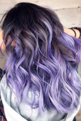 Purple Hair You'll Want to Wear picture 3