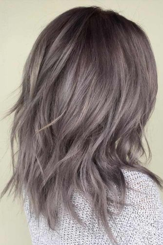 Straight Hairstyles for Medium Length Hair picture1