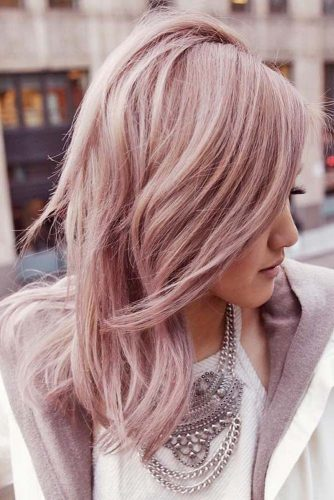 Straight Hairstyles for Medium Length Hair picture2