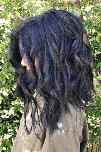 Wavy Hairstyles for Medium Length Hair picture3