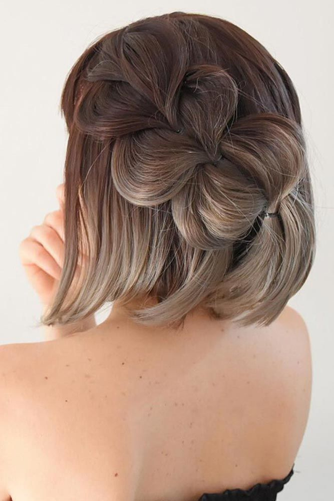 Side Pull Through Braid Bob #pullthroughbraid #braids