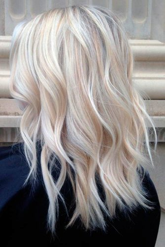 Pearl Blonde Ombre Hair
