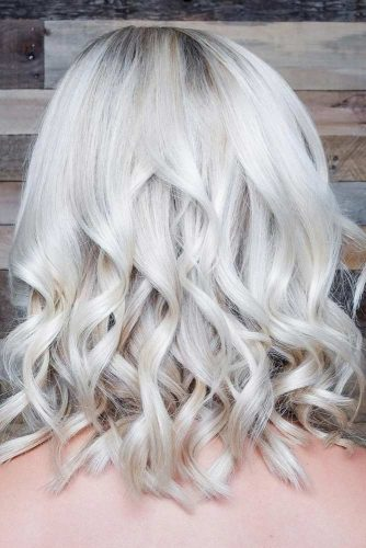 Lovely Shades of Platinum Blonde picture2