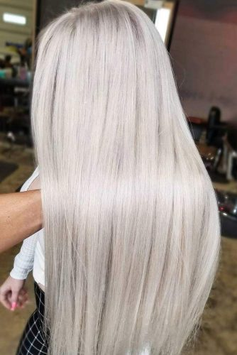 Platinum Ice Color