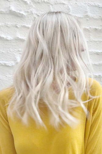 Eye-catching Blonde Hair Color picture1