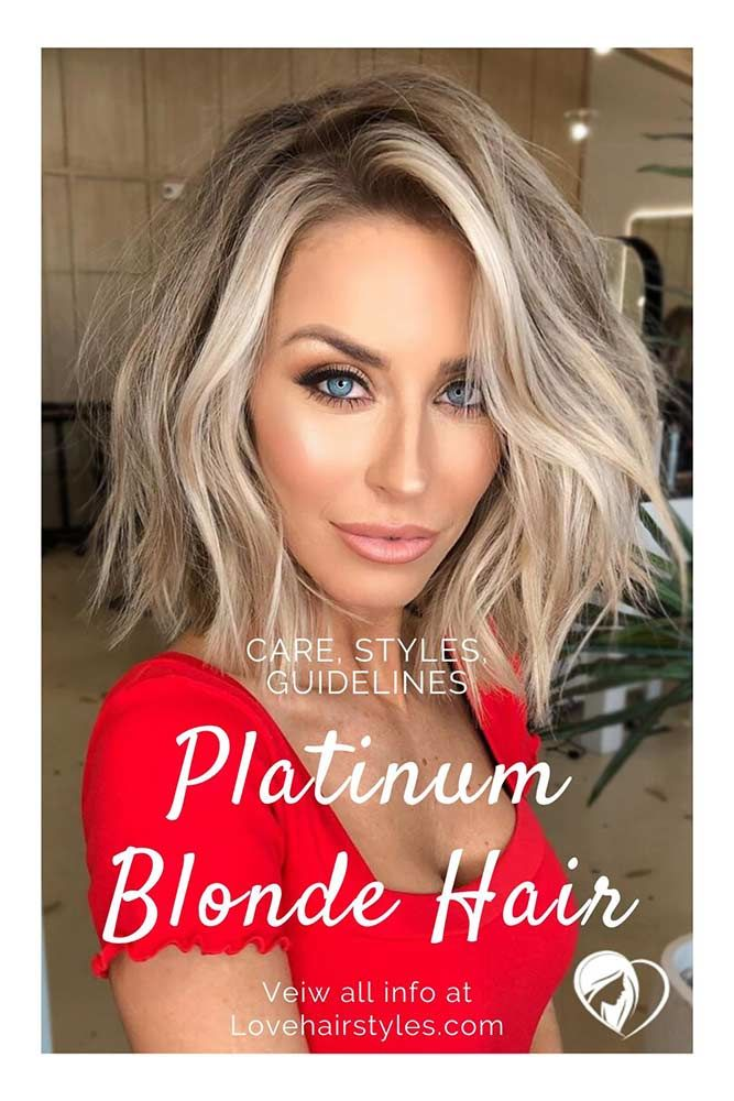 Platinum Blonde Guidelines #blondehair #platinumblonde