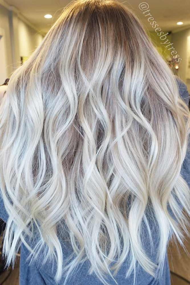 How to Style Wavy Blonde Hair picture3