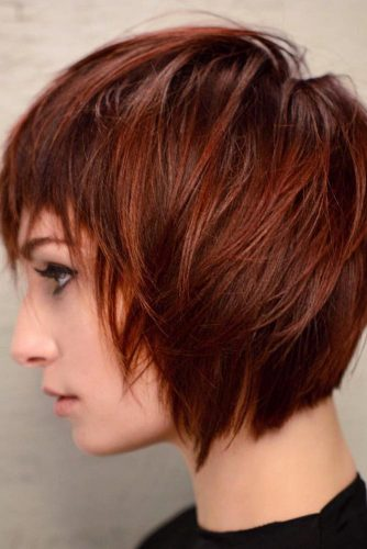 Bright Layered Hairstyles picture 3