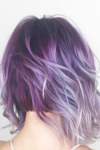 Bright Layered Hairstyles picture 1