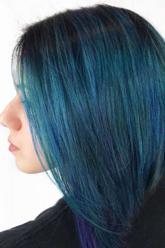 Bright Layered Hairstyles picture 2