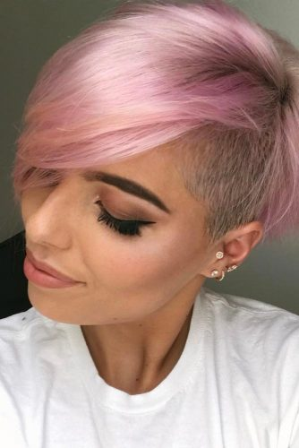 Pink Pixie Cut Styles picture1