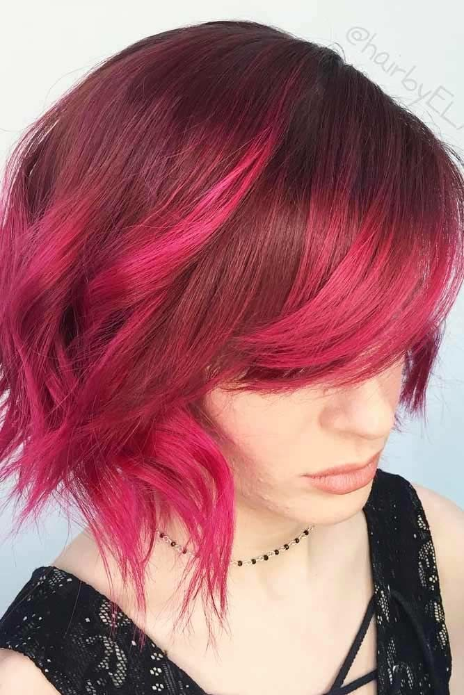Juicy And Fun Short Layered Haircuts #shorthaircuts #layeredhaircut #haircuts