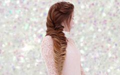 Super Simple Fishtail Braid Tutorial