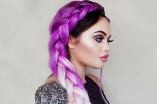 21 Pastel Purple Hair You'll Want to Wear
