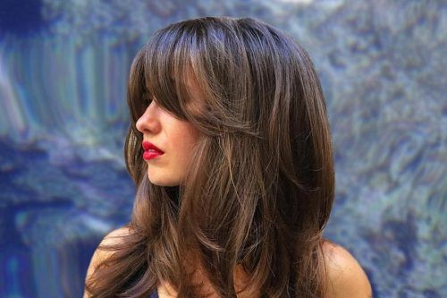 The Best Style Ideas For Long Hair With Bangs