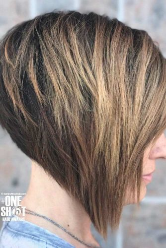 Incredible Highlights on Short Hair picture2
