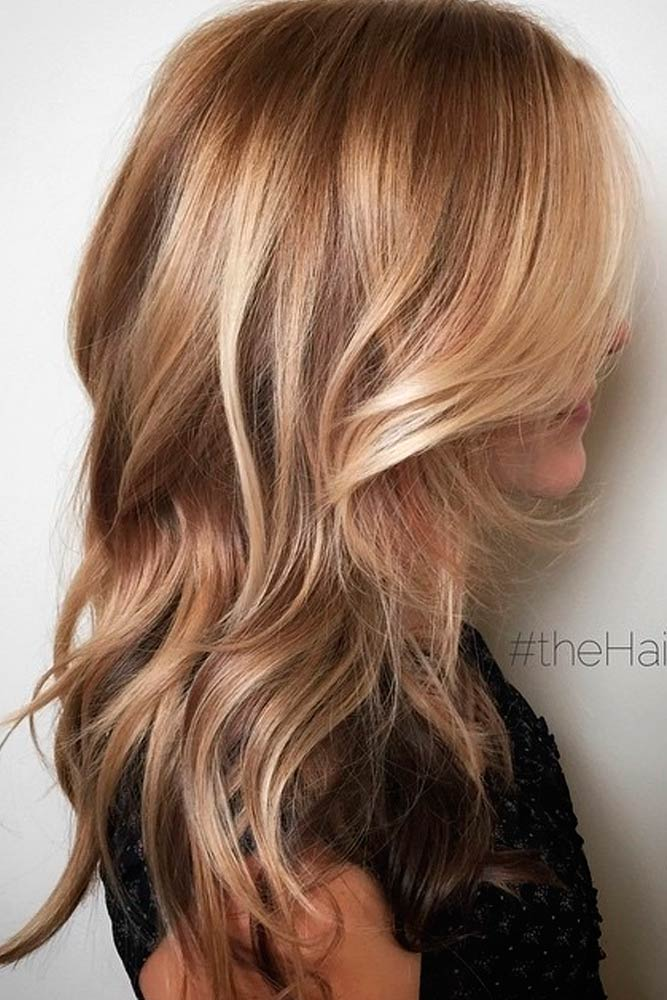 Trendy Blonde Hair Colors