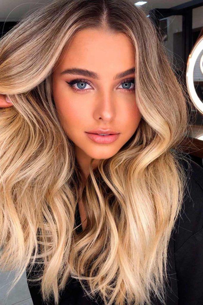 Blonde Bombshell Hair