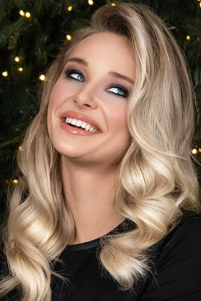 Rooted Blonde #blondehair #blondehaircolors