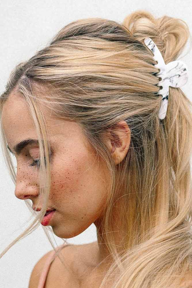 Jaw Clip #hairaccessories