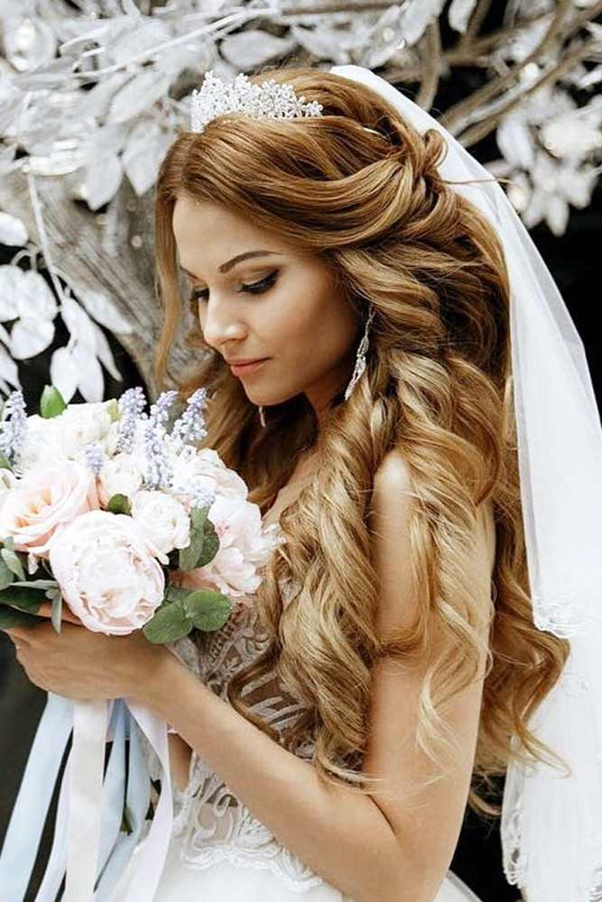 Wedding Tiara #hairaccessories