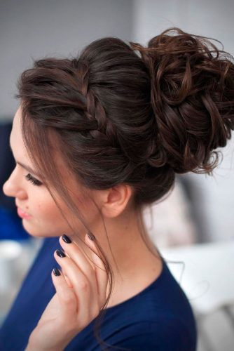 Updo Hairstyles for Elegant Bridesmaids picture 1