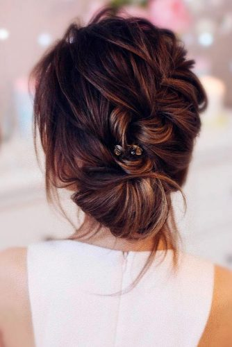 Messy Updos for Cute Bridesmaids picture 3