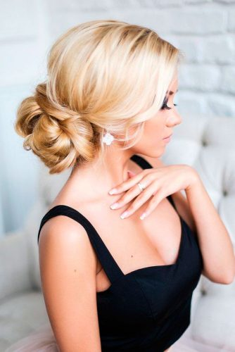 Updo Hairstyles for Elegant Bridesmaids picture 3