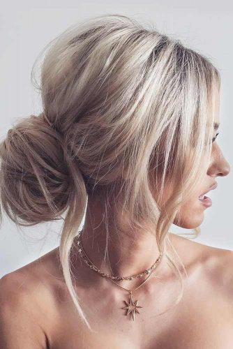 Beautiful Updo for Long Hair picture 6