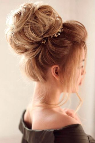 Stunning Updos for Bridesmaids picture 1