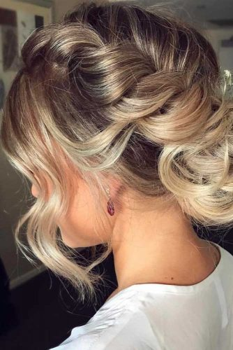 Wedding Hairstyles for Balayage Hair picture2