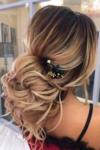 Blonde Wedding Hair picture1