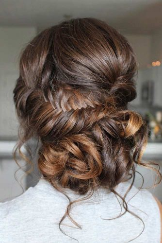 Wedding Hairstyles for Balayage Hair picture3