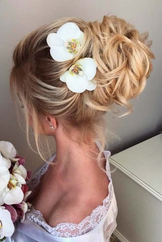 Messy Updos for Cute Bridesmaids picture 1