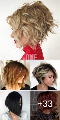 One Inverted Bob Several Ways Make The Most Of Your Cut