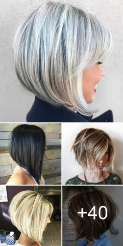 48 Fantastic Stacked Bob Haircut Ideas Lovehairstyles Com