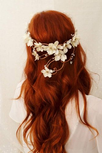 Hair Flowers for Long Hair picture2