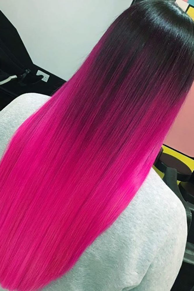 Mind-Blowing Pink Ombre picture1
