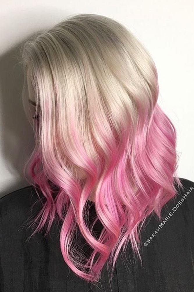 Pink Ombre Hair Ideas picture3
