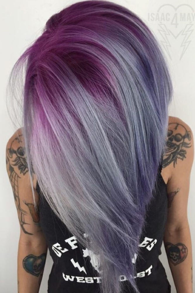 Wonderful Pink Ombre Hair picture2