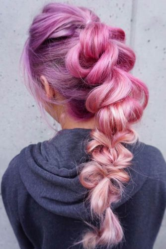 Multicolored Hairstyle picture2