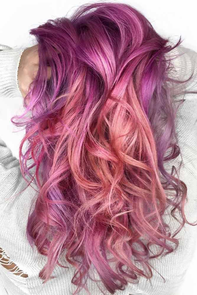 Pink Ombre Hair Ideas picture2