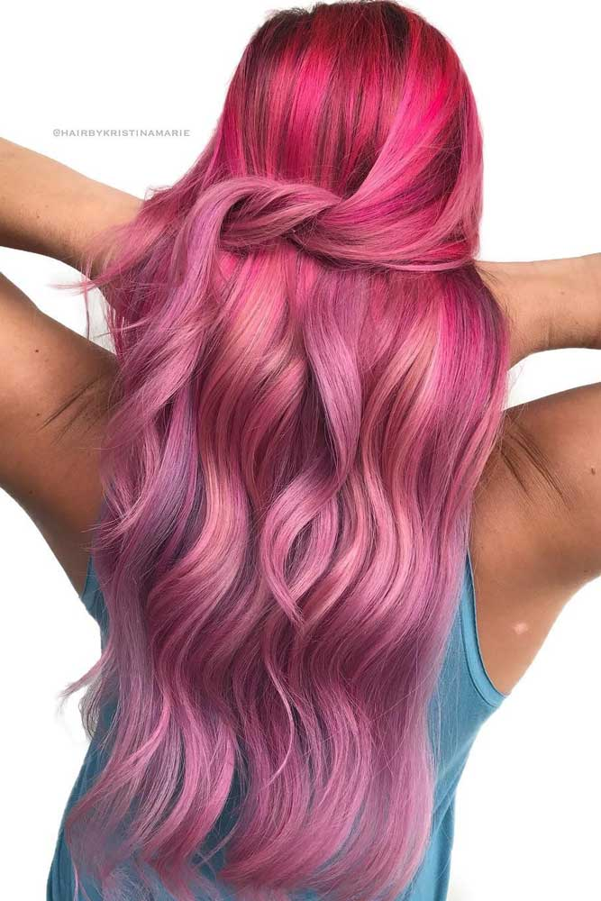 Pink Ombre Hair Ideas picture1