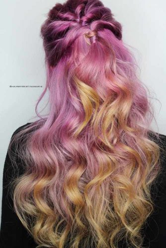 Mind-Blowing Pink Ombre picture2