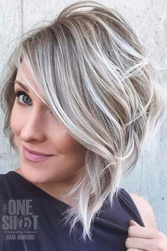 Tremendous 40 Sexy Asymmetrical Bob Haircuts Lovehairstyles Com Schematic Wiring Diagrams Amerangerunnerswayorg