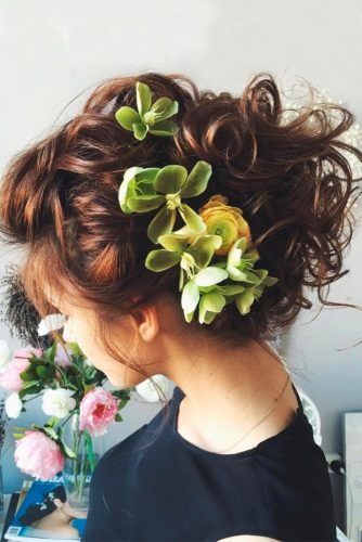 Original Wedding Hairstyles picture2