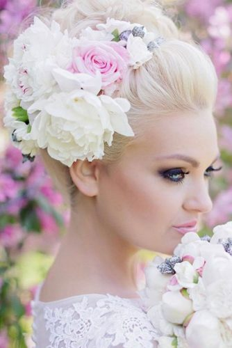 Original Wedding Hairstyles picture3