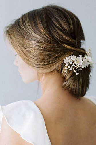 Fairy Updos Decorated With Flowers picture 2